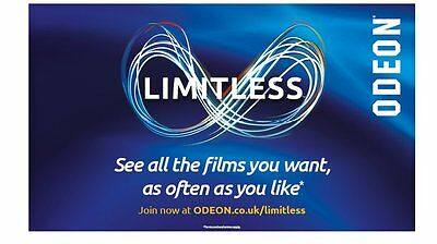 Odeon Limitless - Outside London - 12 months