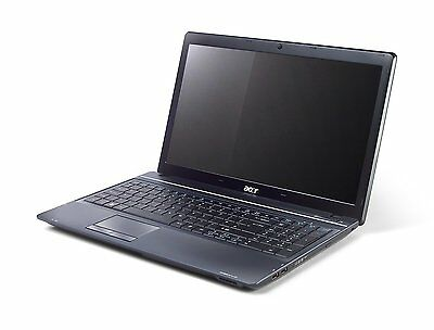 ACER TRAVELMATE 5744 LAPTOP WINDOWS 7 CORE i3 WEBCAM 500GB 6GB 15.6 LCD 7261
