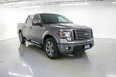 2011 Ford F-150  2011 Ford FX2
