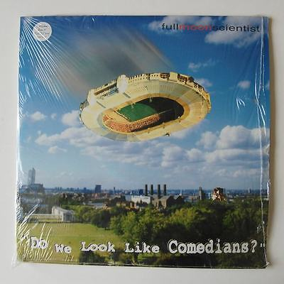 "Full Moon Scientist: Do We Look Like Comedians? (Limited Edition Vinyl Lp + 12"")"