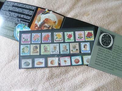 New Zealand Definitive Stamps Collection Maori Seashells Royal Stamps Mnh   As