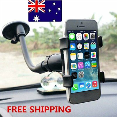 Car Mount Cradle Holder For iPhone 6 Plus 5 5S Windshield Windscreen Stand