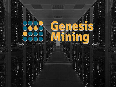 Genesis Mining 3%Discount Promo Code- Bitcoin, Ethereum, Dash+ More 99p refunded