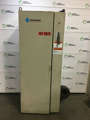 USED Benshaw 500 HP Soft Starter CAT CVCBRS6-500-480-12V-34A19 600 Amp