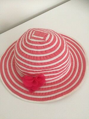 Girls Summer Hat 6-9 Years