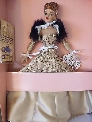 """Tonner """"golden Ambiance"""" Kitty Collier - Nrfb - Le 250"""