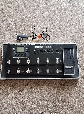 LINE6 POD HD500 Modelling Amplifier With Hard Case