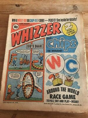 Whizzer And Chips Comic