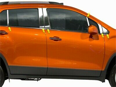 Fits 2015-2017  CHEVROLET TRAX 4-door (Includes front pillar, front and rear tri