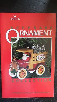 Hallmark 1984 Dream Book Ornament Catalog