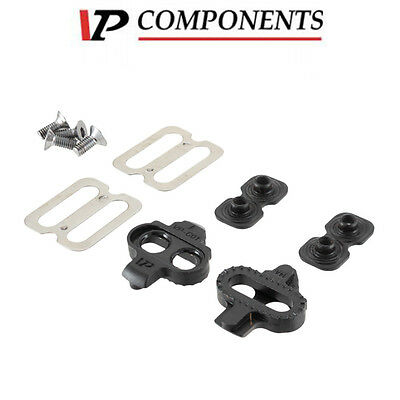 Cleats / calas pedales compatible Shimano SPD bicicleta MTB SPINNING CARRETERA.