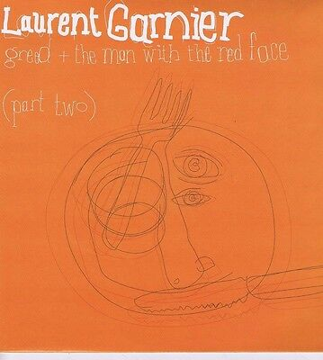 Laurent Garnier	Greed & The Man With The Red Face Includes Ashley Beedle Rmx 12""
