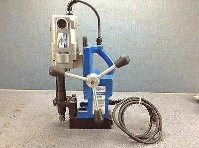 """Hougen 0904101 Portable Magnetic Drill 1-1/2"""" HMD904; mag drill      89577"""