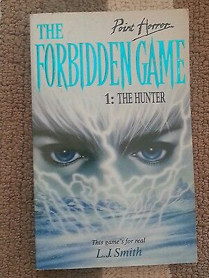 The Hunter: 1 (Point Horror Forbidden Game), Smith, Lisa Paperback Book