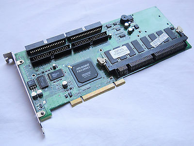 Promise FastTrak SX4000 RAID controller card with 512 MB PC133 RAM