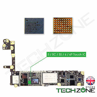U2401 White Touch Digitizer IC BCM5976C1KUB6 Chip For iPhone 6 iPhone 6 Plus +
