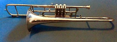Tristar Bb Valve Trombone + Case + Care Kit