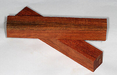 Pen Blanks Cooktown Ironwood Turning Blanks rare very dense timber Two Pack