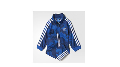 Adidas Baby Kids Boys Toddler Tracksuit Set Play Gym New Bj8505