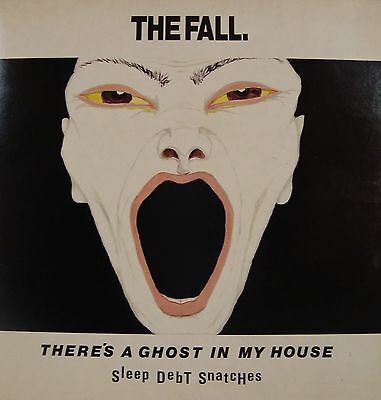 "The Fall - There's A Ghost In My House - 12"" single in Gatefold Sleeve"