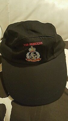 Vintage New Star Princess Cruise Hat Cap