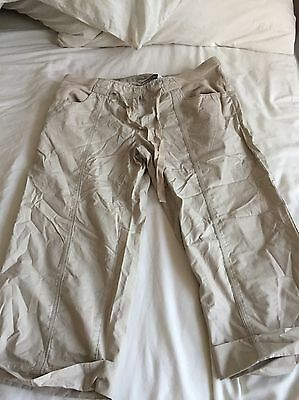 Ladies Maternity Chinos/trousers Size 10 Dorothy Perkins