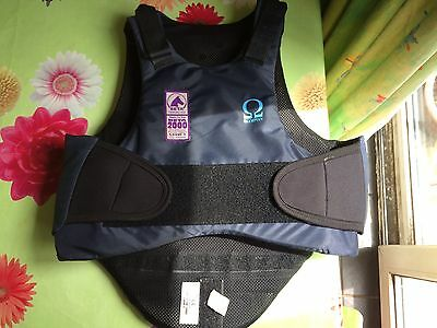 Childs Horse Riding Body Protector Large