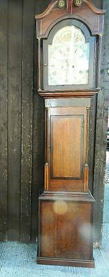 Antique  GRANDFATHER CLOCK ,