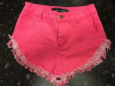 missguided Hot pants Size 8