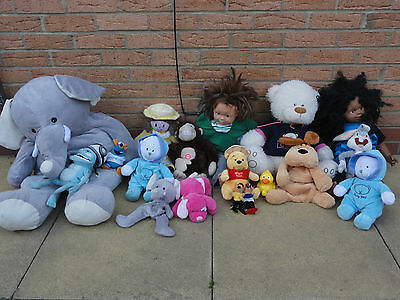 Collection of kids Teddies, Dolls, Soft Toys