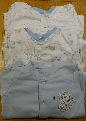 babygrows 3-6 months / baby clothes / sleep suits