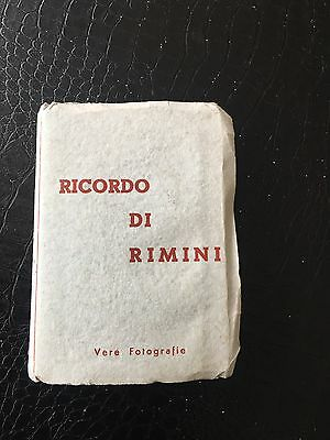 Very Old Photographs Of Rimini 'Ricordo Di Rimini'