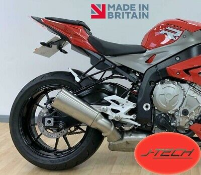 **BMW S1000R Tail Tidy 2014 2015 2016 2017 2018 2019.  Triple LED Micro Light**