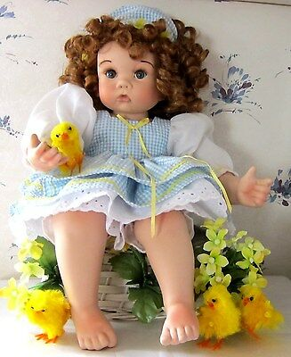 Buttercup Artist Doll RARE LE #'d signed w/ Papers Cindy Rolfe MINT SEE PHOTOS