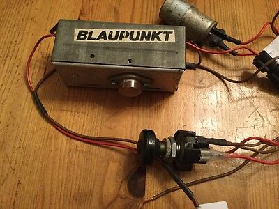 Blaupunkt Car Radio Voltage 6v -12v Step Up Converter Porsche 356 VW Splitscreen