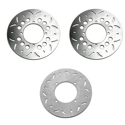 2003-2006 Polaris 330 Magnum 4X4 HDS Front and Rear Brake Rotors and Pads