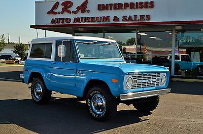 1974 Ford Bronco EXPLORER FORD BRONCO 302 ORIGINAL TRUCK IS IN GREAT SHAPE A MUST SEE