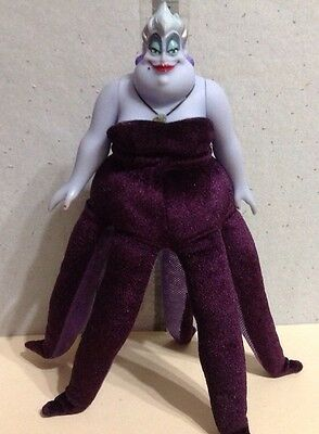 "Muñeca Ursula La Sirenita,doll ursula  the little mermaid,12"",30cm disney store"
