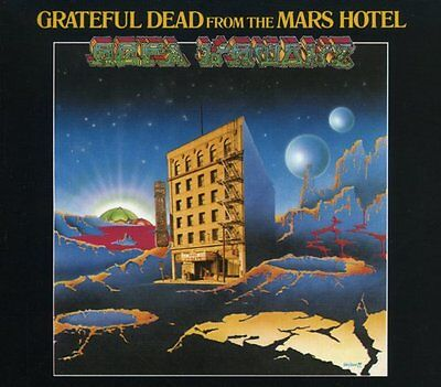 From The Mars Hotel - Grateful Dead (CD Used Very Good) Remastered