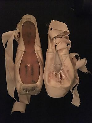 Gaynor Minden Pointe Shoes, Professionally Worn, Ballet, Shoes, Cosplay, Crafts
