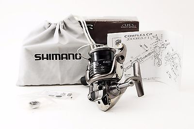 Shimano COMPLEX CI4 2500HGS F6 Spinning Reel w/Box From Japan