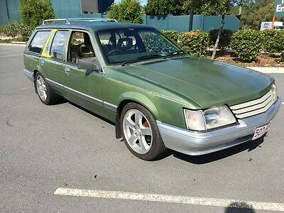 1984 Holden Commodore Vk Wagon Auto 3.3L V6