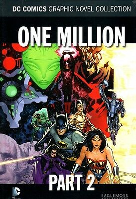 DC Comics Graphic Novel Collection One Million Part 2 Hardcover New & Sealed