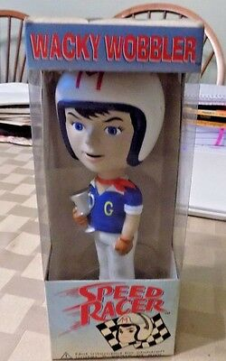 SPEED RACER  WACKY WOBBLER new and sealed