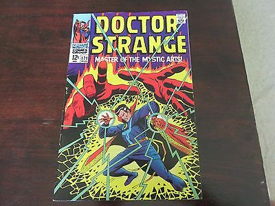 Doctor Strange #171 (Aug 1968, Marvel) VF 7.5