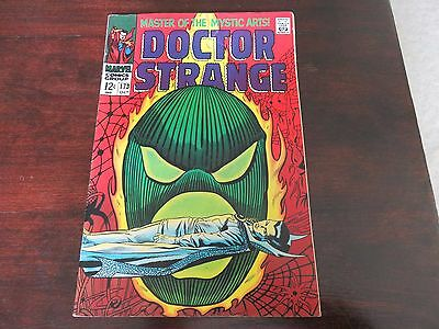 Doctor Strange #173 (Oct 1968, Marvel) VF 7.5