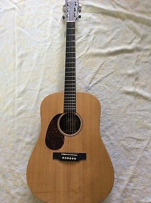 Martin DX1RAE Left-Handed Acoustic/Electric Guitar