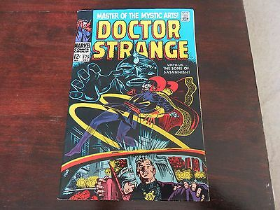 Doctor Strange #175 (Dec 1968, Marvel) VF 7.5-8.0