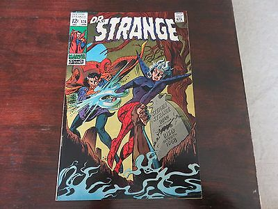 Doctor Strange #176 (Jan 1969, Marvel) VF 8.0