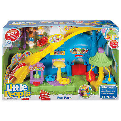 Fisher-Price Little People Fun Park - NEW